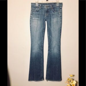 Citizens of humanity jeans ingrid#002 stretch lwf